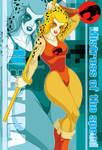 mistress of speed Cheetara