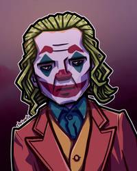 Joker by Chrivart