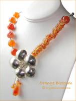 Orange Blossom by CrysallisCreations