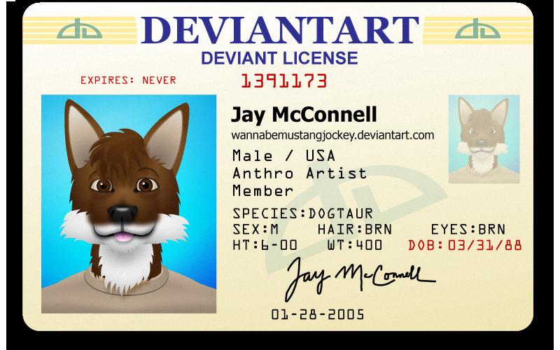 Deviant License
