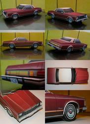 1975 Ford Granada Ghia by wannabemustangjockey