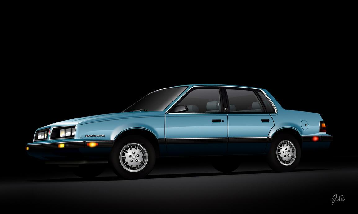 1991 Pontiac 6000 Photos, Specs, News - Radka Car`s Blog
