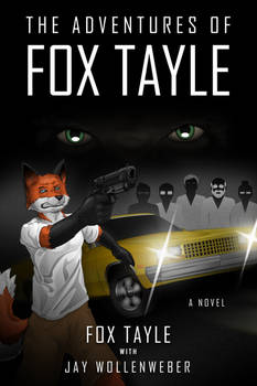 The Adventures of Fox Tayle Cover Art