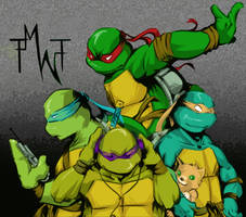 TMNT-The World Ends With You