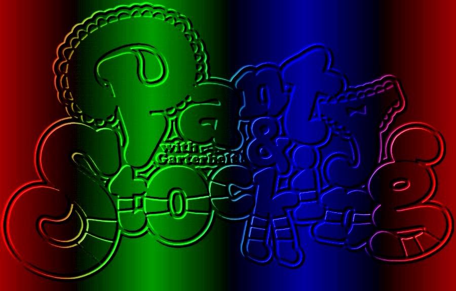 Panty and Stocking logo by RegularAdventure55