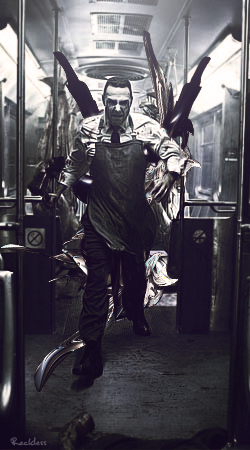 Midnight Meat Train by Reckless-1 on DeviantArt | 250 x 450 png 201kB