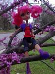 Howleen in tree by autumnrose83