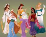 Non Disney Group 1 by autumnrose83