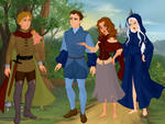 Fairytale-Amalthea 1 by autumnrose83