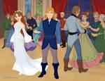 Quest For Camelot couple 2