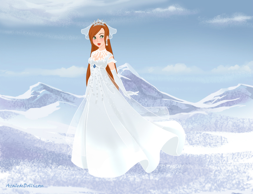 Snow-Queen-Blushing Bride Jessica Rabbit by autumnrose83 on DeviantArt