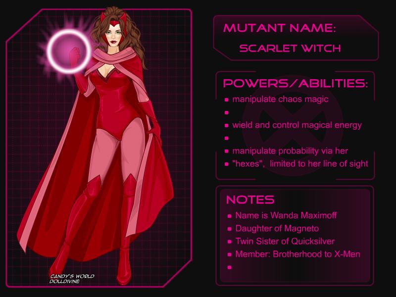 X-Girl Marvel Girl Scarlet Witch by autumnrose83 ... & X-Girl Marvel Girl Scarlet Witch by autumnrose83 on DeviantArt