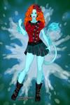X-Girl-Lorna McNessie