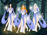 Gargoyles - Weird Sisters