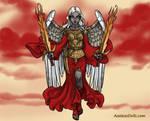 Epic-Angel-by-AzaleasDolls: First Creation