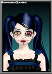 spooky-doll Begoth Girl Angelina