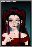 spooky-doll Begoth Girl Scorpio