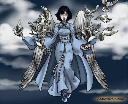 Epic Angel-Neopet-Taelia