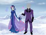 Snow-Queen-Miraculous Villains of Paris