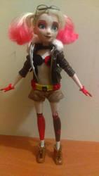 DC Bombshell Harley Quinn by autumnrose83