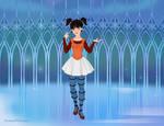 Snow-Queen - Gretchen Gritcherson by autumnrose83