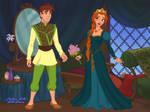 Arabian - Fiona x Shrek by autumnrose83