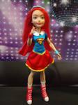 Red Supergirl