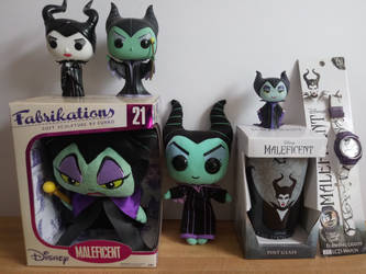 Maleficent Collection Pt2 by autumnrose83