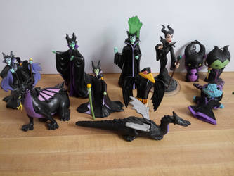 Maleficent Collection Pt4 by autumnrose83