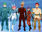 Snow-Queen-Miraculous Heroes of Paris 2 by autumnrose83