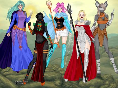 X-Girl Guild Girls