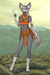 X-Girl Vixie
