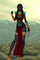 X-Girl Yemoja
