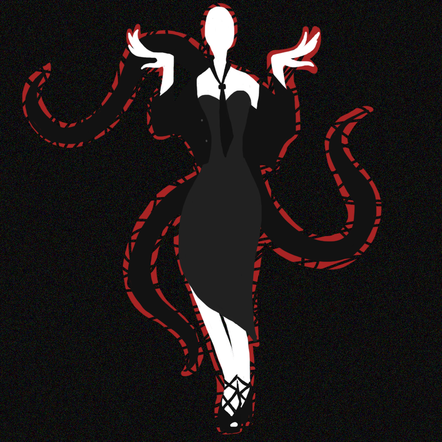 a slender woman indeed by lucidocity