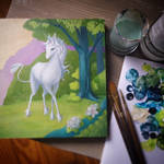 Commission of the Last Unicorn
