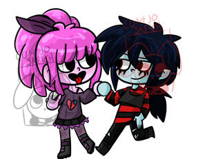 bonnie and marceline