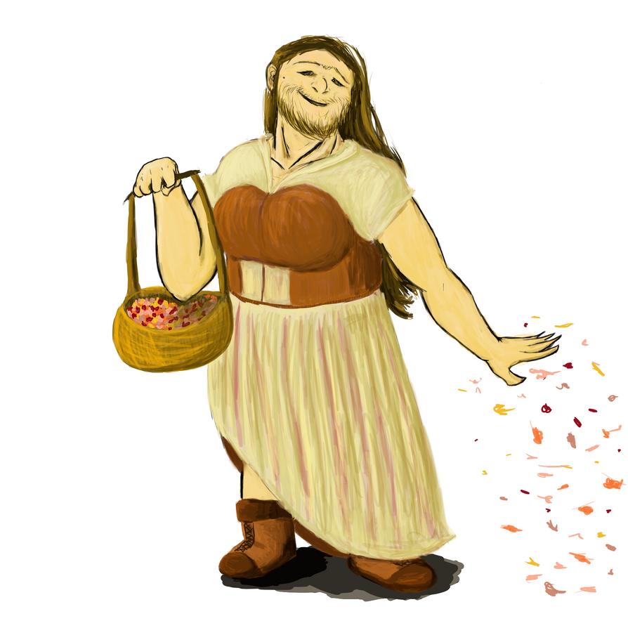 Lady Dwarf by plucky-ducky