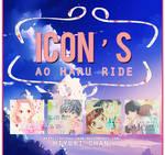 Icon's Ao Haru Ride