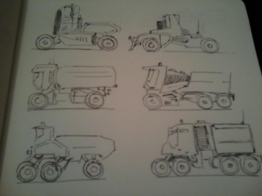 Tiny Trucks Tiny Trucks 3 By Artistnumber3 On Deviantart