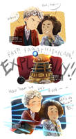 Daleks are not fat