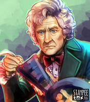 3rd Doctor by staypee