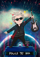Thank you, Peter Capaldi! by staypee