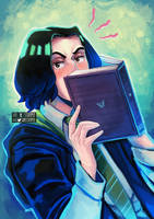 Bookish by staypee