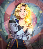 New Doctor, New sonicscrewdriver by staypee