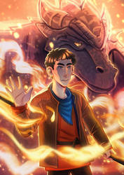 The Last Dragonlord by staypee