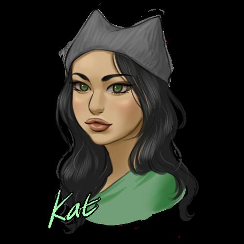 Kat bust shot by zerostates