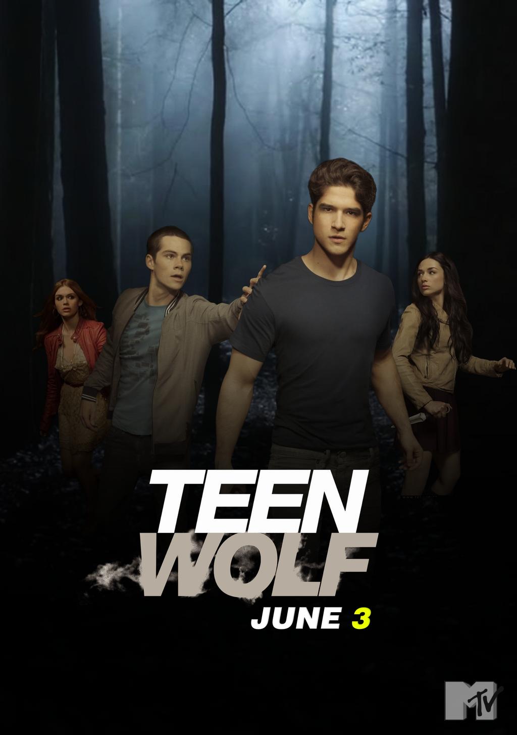 how to watch season 3 of teen wolf