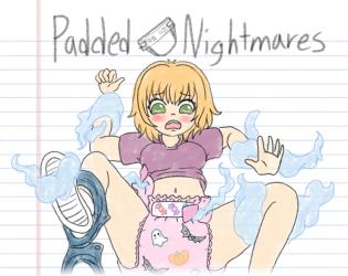 Padded Nightmares: Download link below! by Pastel-Hime