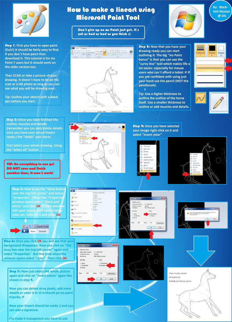 Ms paint how to make a lineart tutorial by black veil illusion ms paint how to make a lineart tutorial by black veil baditri Gallery