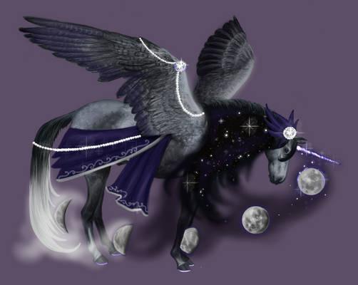 Selene - Themed Equine